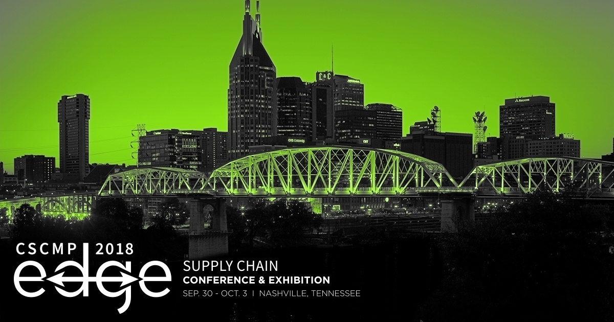 CSCMP edge conference