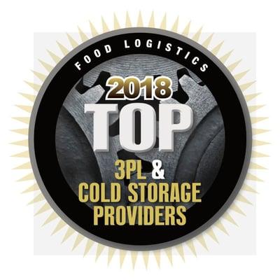3PL Top 2018 Food Logistics