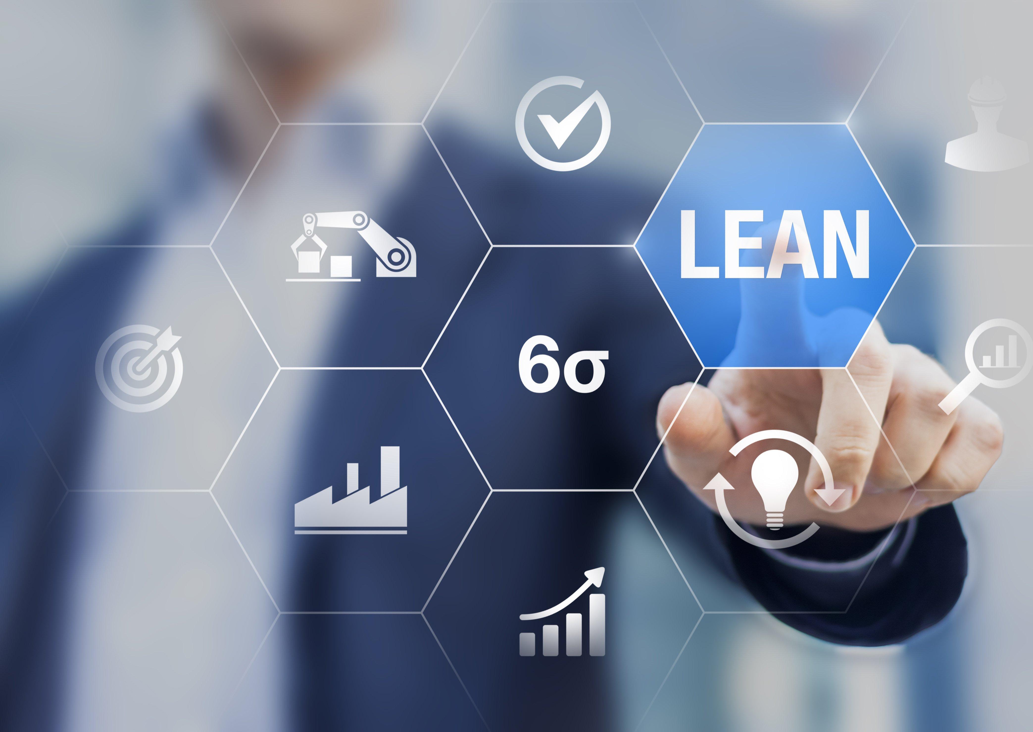 Lean Continuous Improvement Image