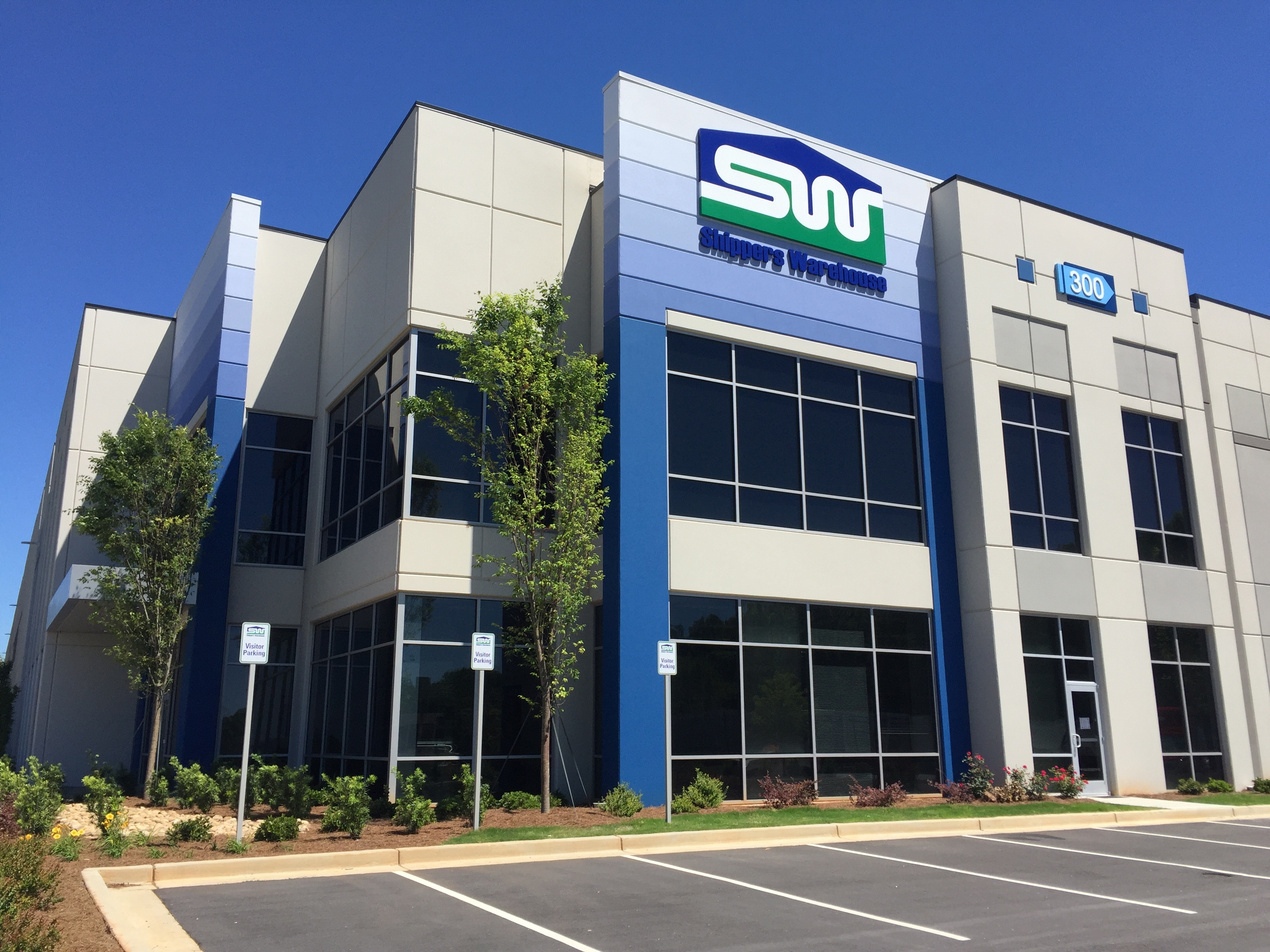 The Shippers Group facility in Austell Georgia