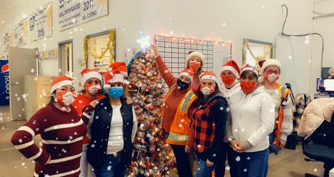 The Shippers Group Santa Day Bolingbrook, IL
