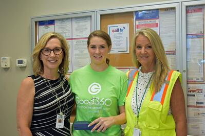 The Shippers Group Austell Georgia Circle of Good Award