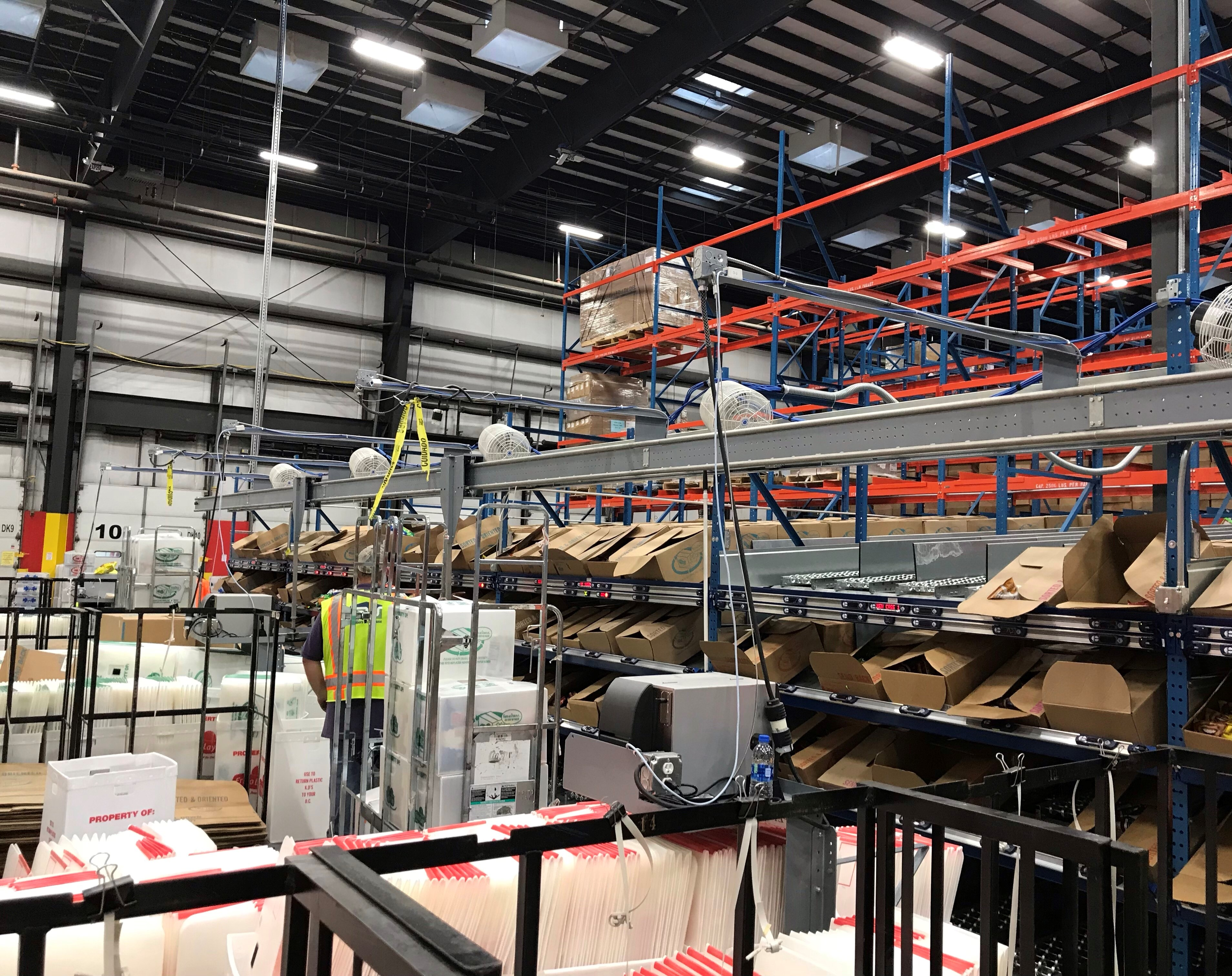 TSG's Houston Distribution Center