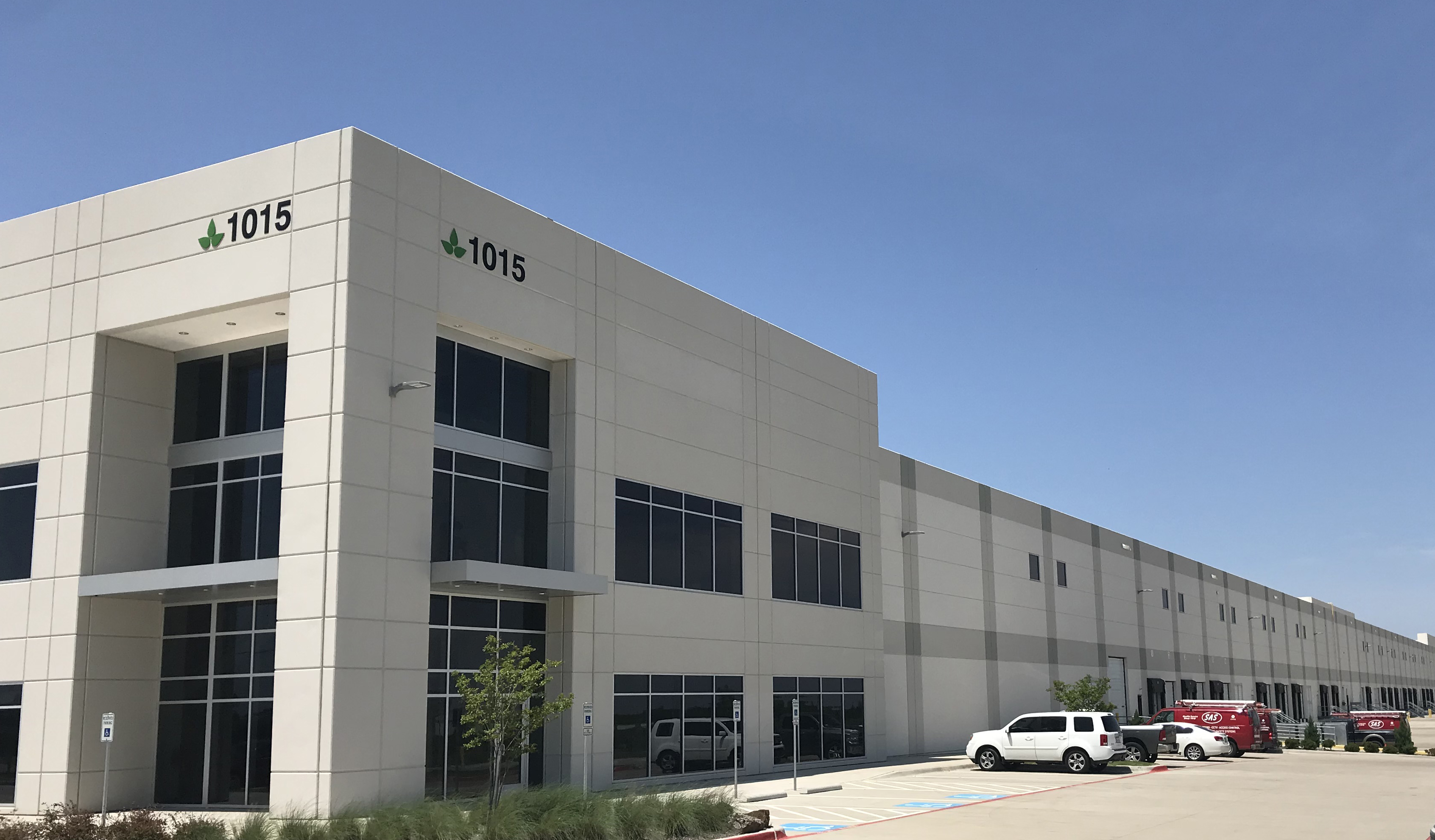 The Shippers Group Hutchins, TX Headquarters Exterior