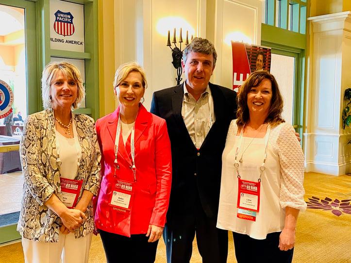 TSG Executive Team at FSA 65th Annual Conference
