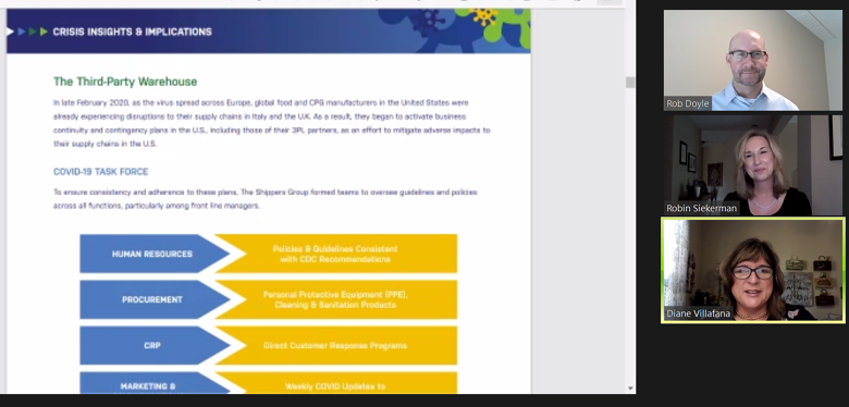 IWLA Webinar The Shippers Group Zoom Screencap