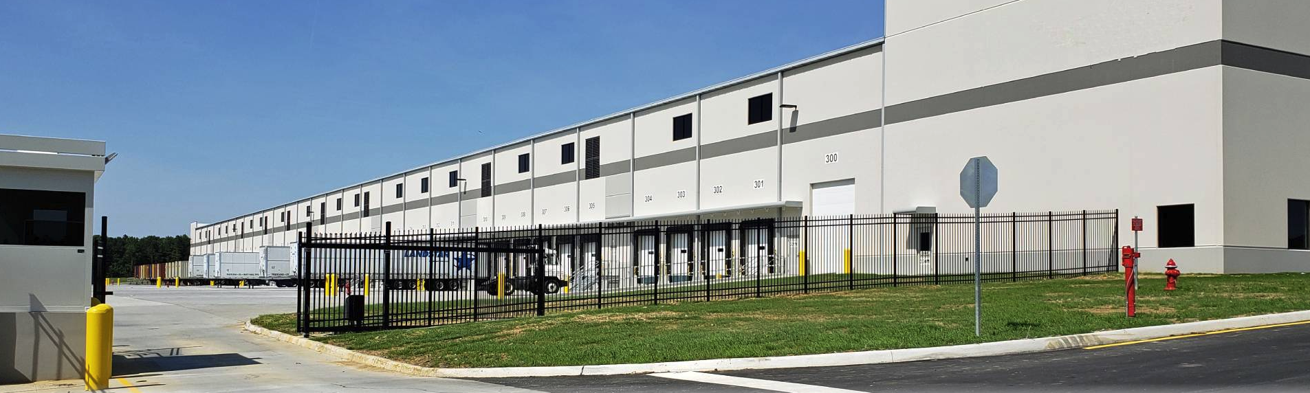 The Shippers Group Richmond, VA facility exterior