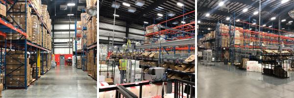 TSG New Houston Facility