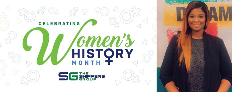 TSG Womens History Month - Yolanda