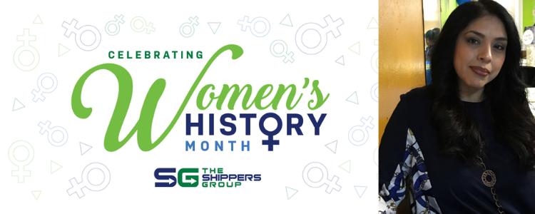 TSG Womens History Month - Maria