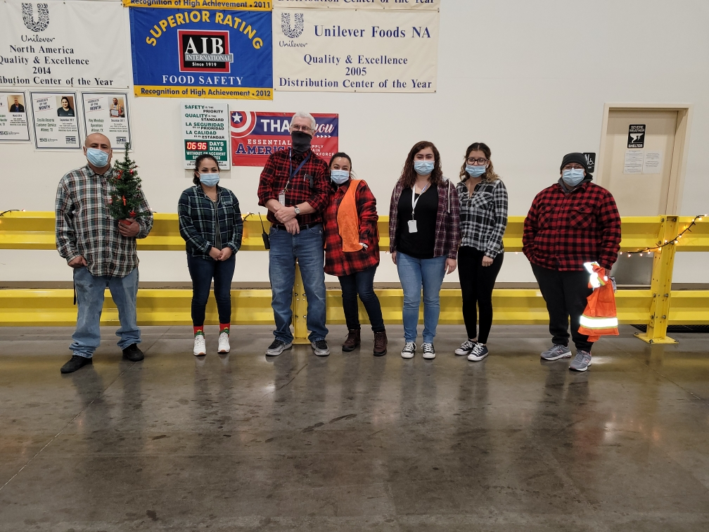 The Shippers Group Plaid Day Wilmer, TX