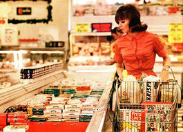 Grocery Shopping in the 70's