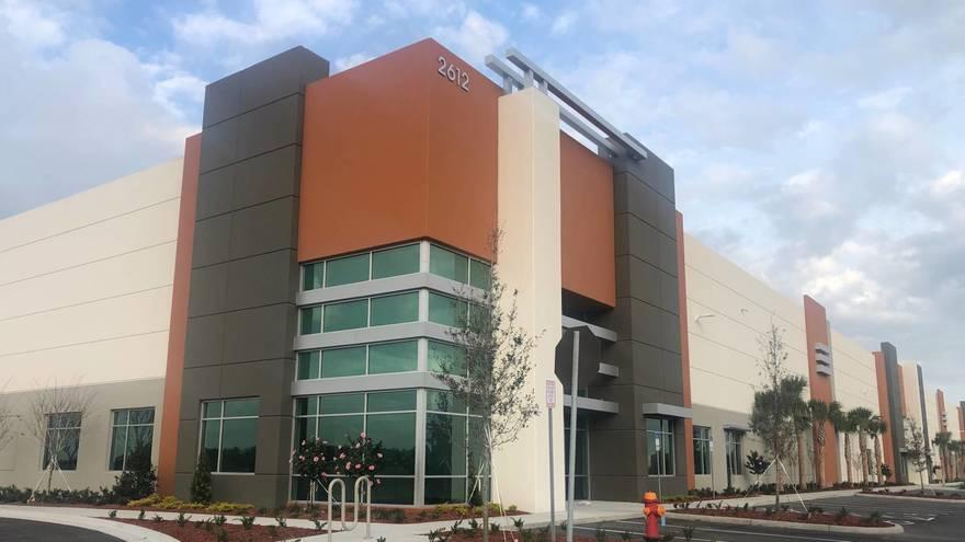 TSG's Orlando, FL Warehouse