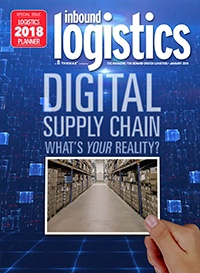 The Shippers Group featured in January 2018 Inbound Logistics Planner
